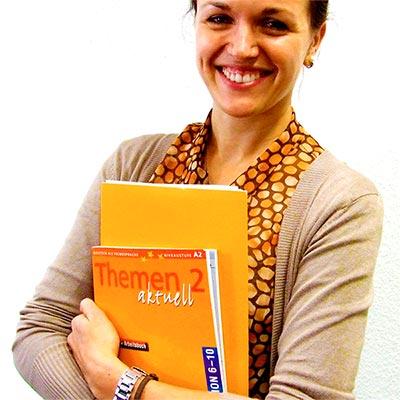 Profesor alemán con experiencia y simpático