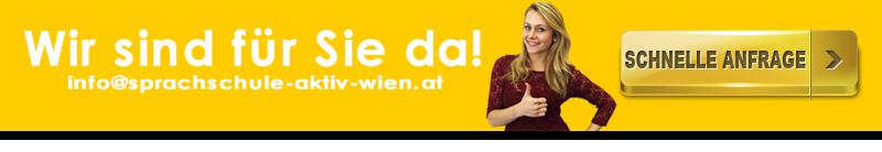 Anfrage - Business Englisch Wien