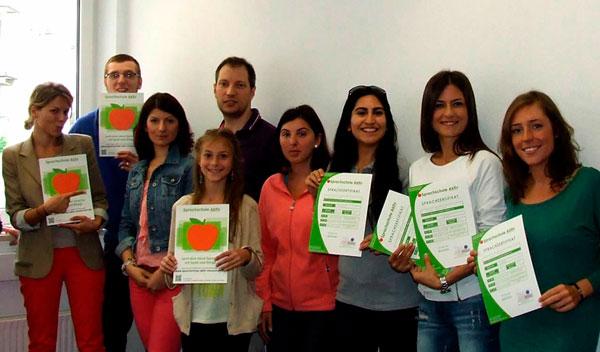 Deutschkurs ÖIF Intergrationskurse Vorbereitungskurse in Wien