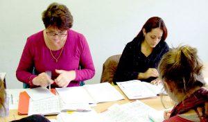 Aprender rápidamente a través de cursos intensivos