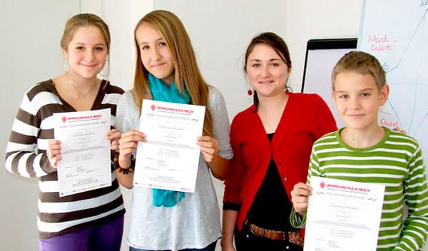 Englisch Sprachkurse in den Schulferien in Wien