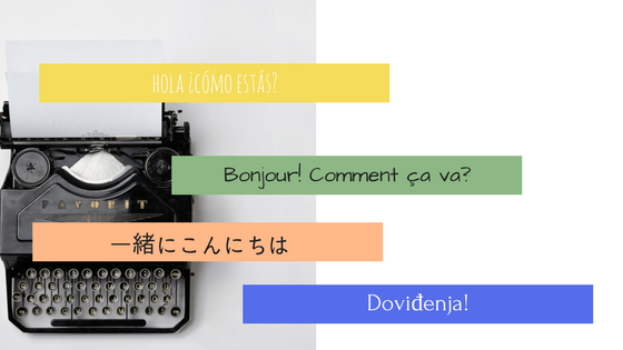 Vorteile mehrsprachig zu sein