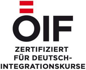 OIF Zertifiziert für Deutschtegrationskurs