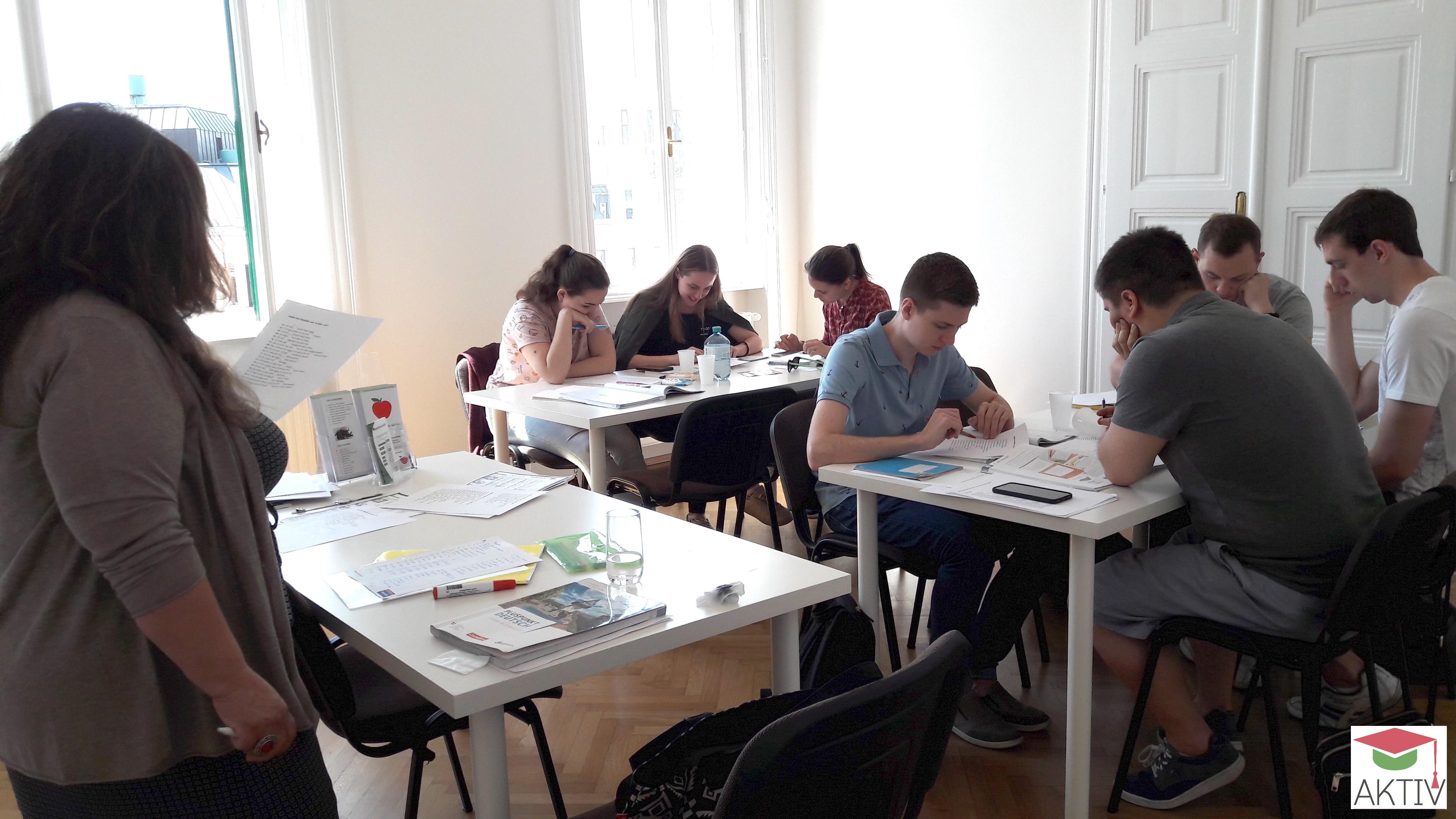 Corsi di preparazione per gli esami ÖIF/ÖSD