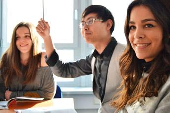 Englisch Firmenkurse in Wien