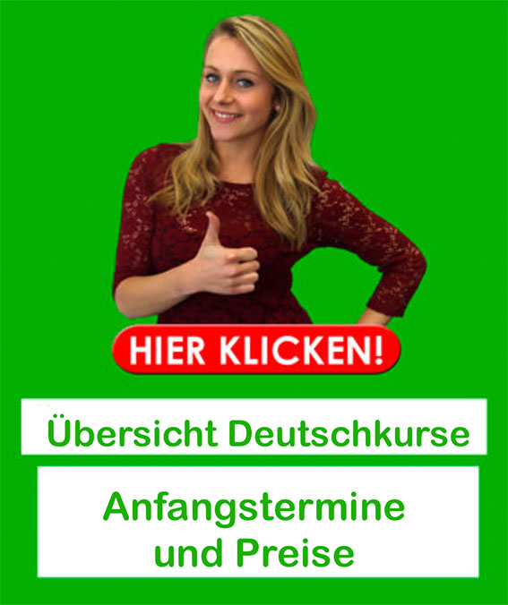 Deutschkurse Termine und Preise