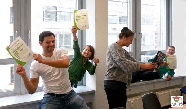 Deutschkurse für Firmen Inhouse Trainings in Wien