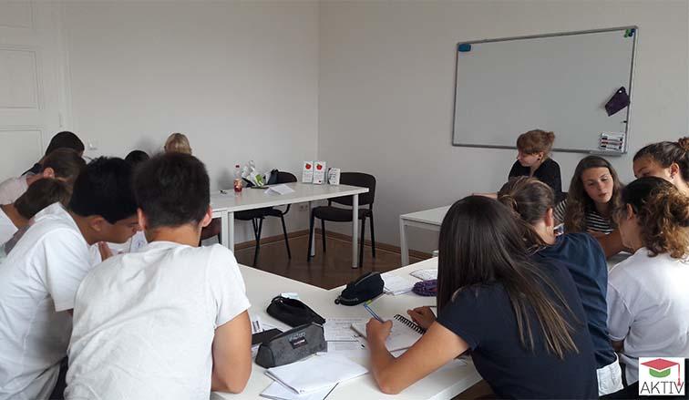 Englisch, Spanisch, Französisch, Italienisch Ferienkurse in Wien