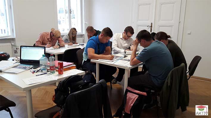 German Evening Classes in Vienna A1, A2, B1, B2, C1, C2
