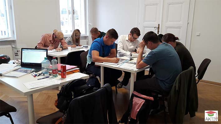 German Language Intensive Courses in Vienna A1, A2, B1, B2, C1 and C2