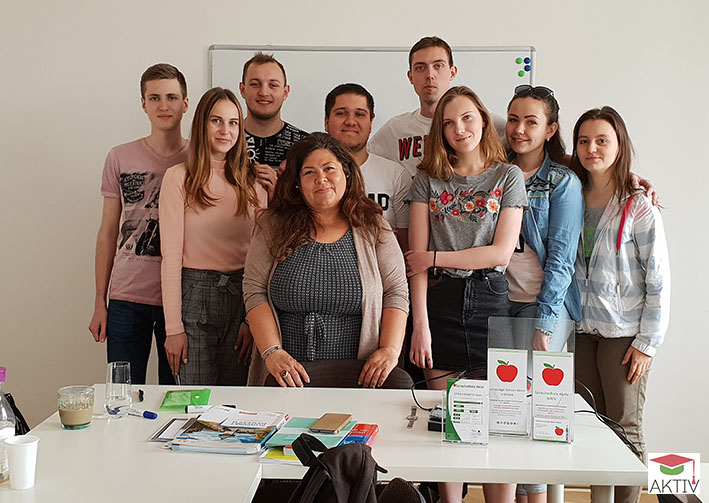 German courses with accommodation in Vienna