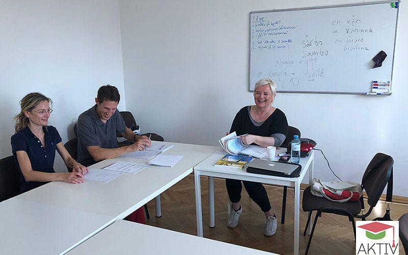 Prepositions with Dativ – The Dativ in German grammar
