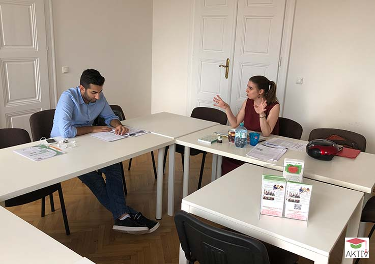 Private German Courses in Vienna