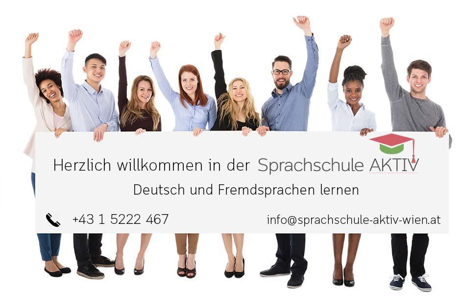 Spraschschule Aktiv Wien Deutsch und Fremsprachen lernen