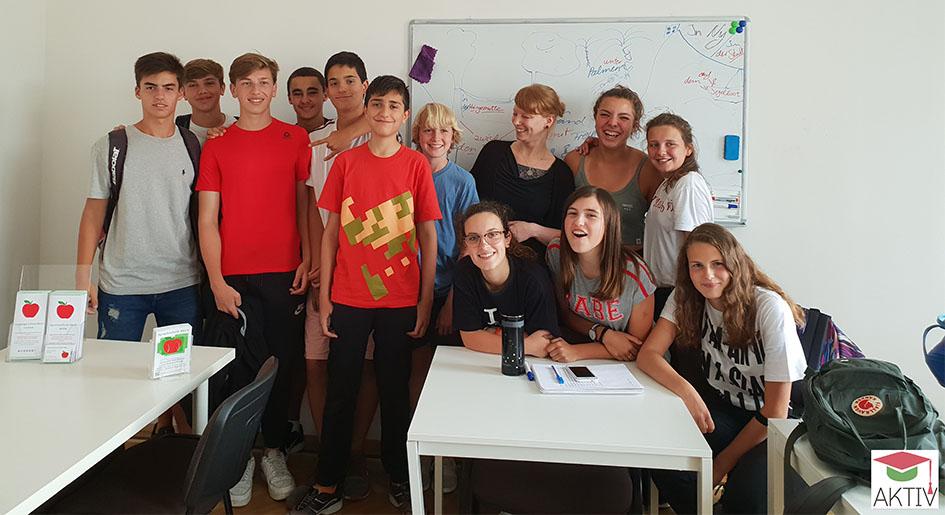Englisch Ferienkurse für Kindern in Wien