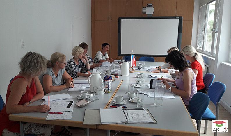 Methoden Techniken Sprachschule Aktiv Wien