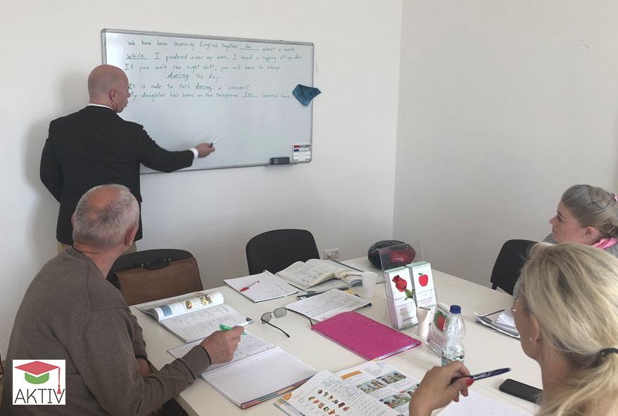 Estnisch lernen Sprachschule Aktiv Wien