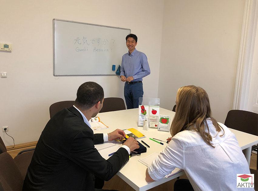 Japanisch Sprachschule in Wien
