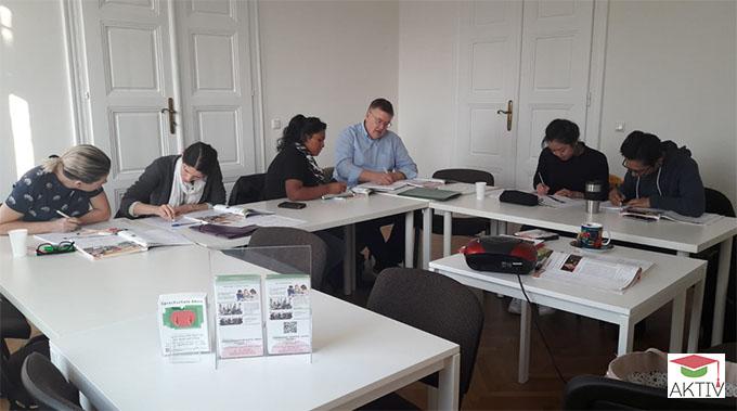 Latein Kurse Sprachschule Aktiv Wien