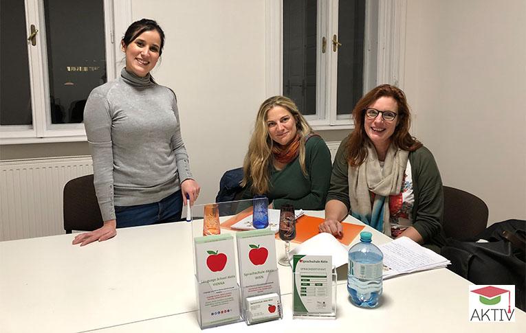 Russischkurse in der Sprachschule Aktiv Wien mit Native Speakers A1,A2,B1,B2,C1