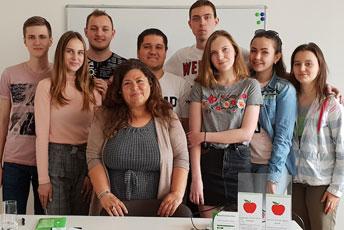 Deutschkurs mit Unterkunft in Wien