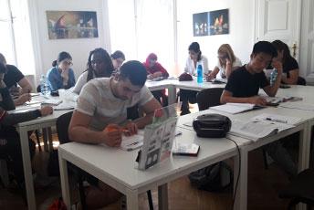 Vorbereitungskurse auf die ÖIF/ÖSD