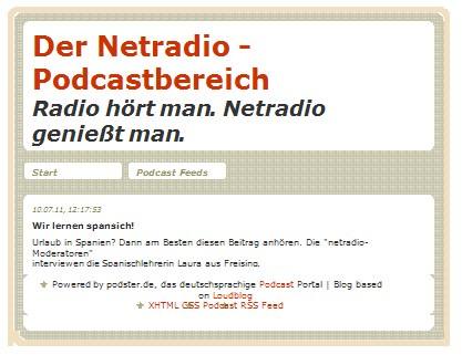 netradio sprachschule aktiv wien