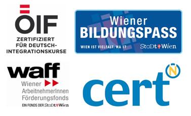 Zertifizierte Deutschkurse mit Förderung in Wien