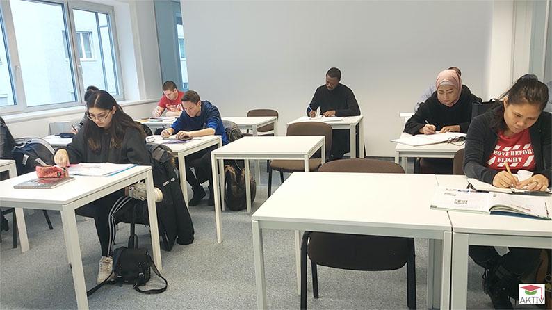 ÖIF-Prüfung A1, A2, B1, B2 in Wien