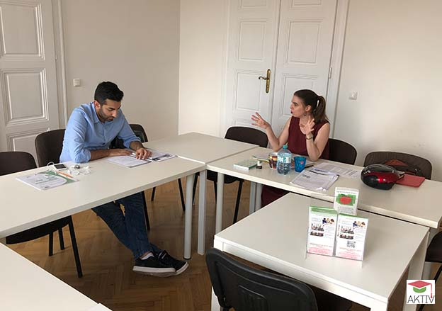 Private lessons for beginners and advanced learners in Vienna