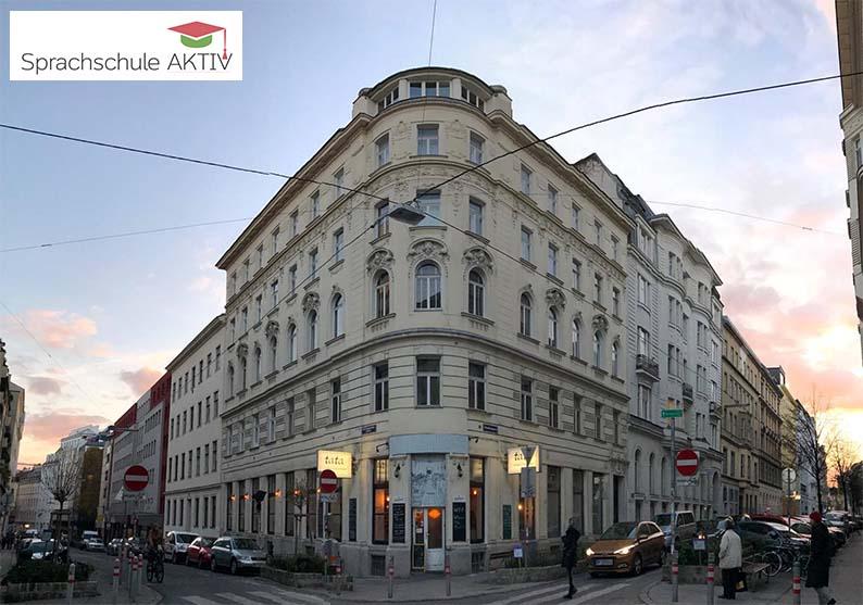 Fremdsprachen lernen Sprachschule Aktiv Wien