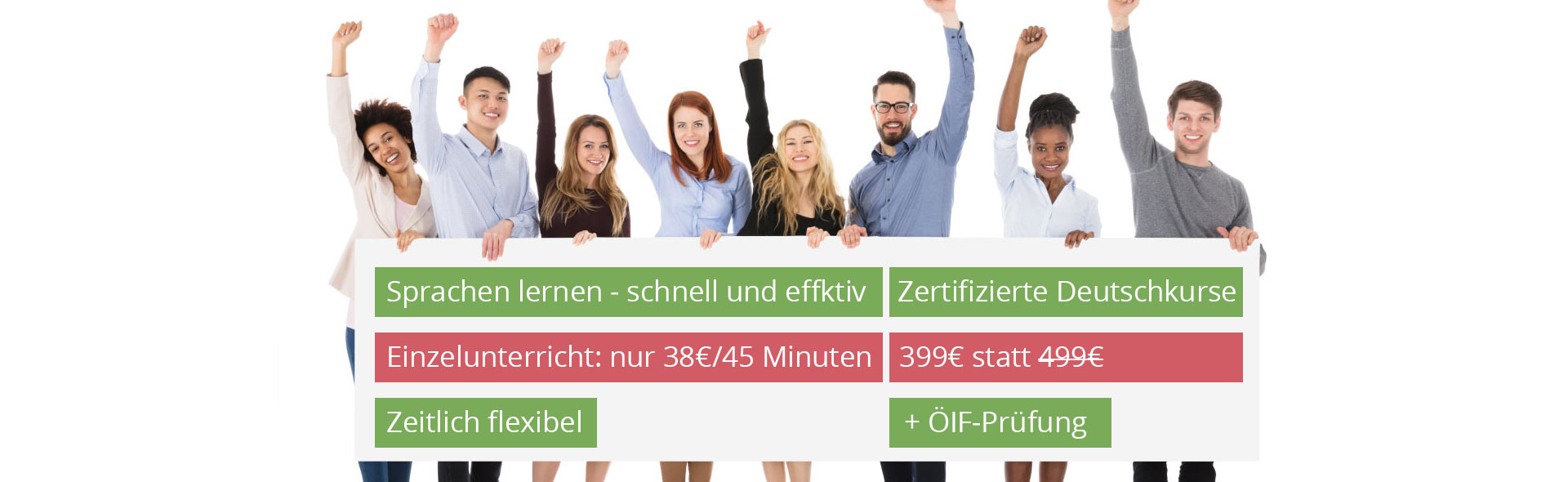 Sprachschule Wien – Deutsch und Fremdsprachen lernen – Sprachkurse