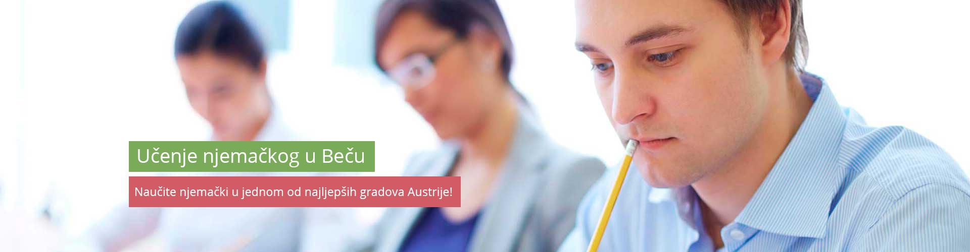 Učiti njemački jezik u Beču – Tečajevi njemačkog jezika A1 – C2