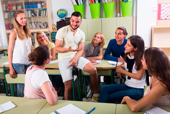 German courses and internships in Vienna