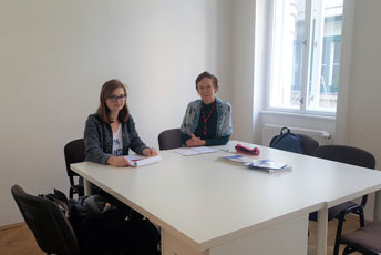 German individual lessons for beginner and advanced levels in Wien