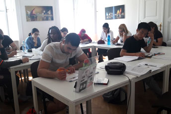 The ÖIF Exam and preparation course at Sprachschule Aktiv Wien