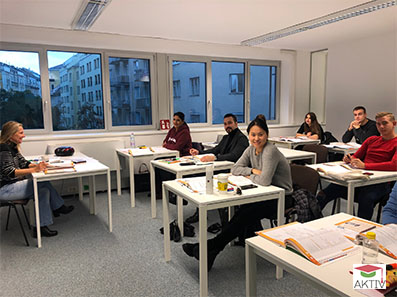 Njemački tečajevi u Beču Sprachschule Aktiv Wien