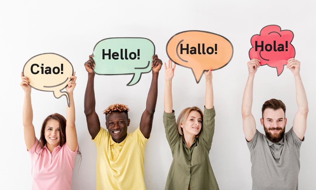 Deutsch und Fremdsprachen lernen – Sprachkurse