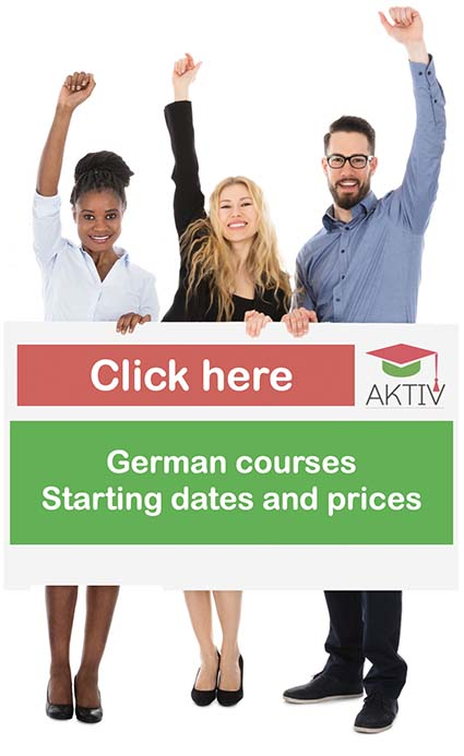 German courses - Dates and Prices in Vienna