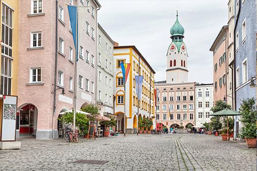 Deutsch und Fremdsprachen lernen in Rosenheim