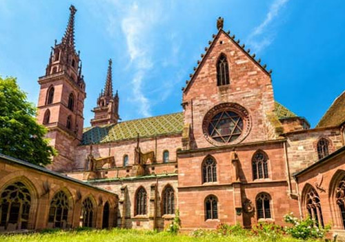 Deutsch und Fremdsprachen lernen in Basel