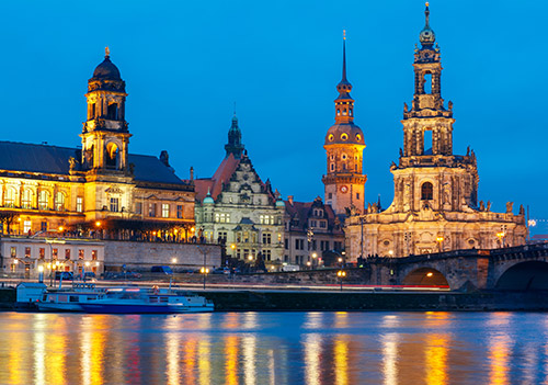 Deutsch und Fremdsprachen lernen in Dresden