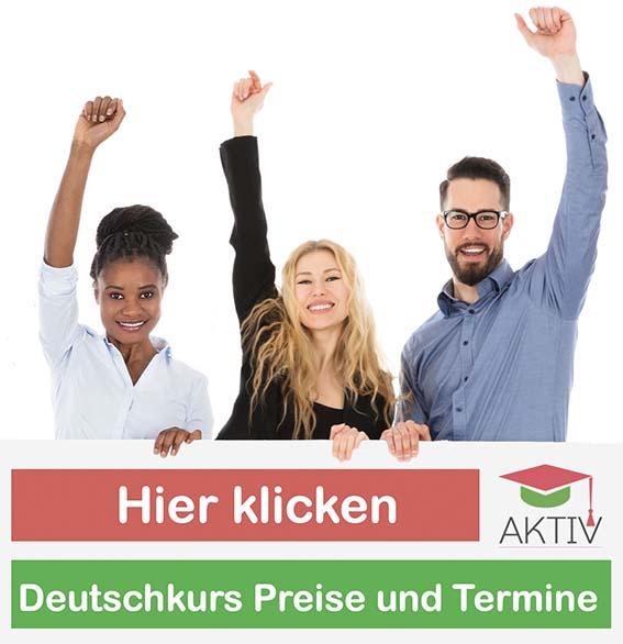 Deutschkurse A1, A2, B1, B2, C1, C2 in Wien