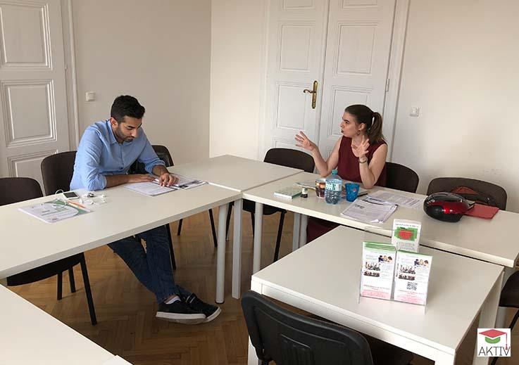 Deutsch-Privatunterricht in Wien