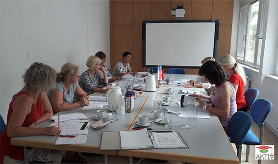 Deutschkurse für Firmen in Wien